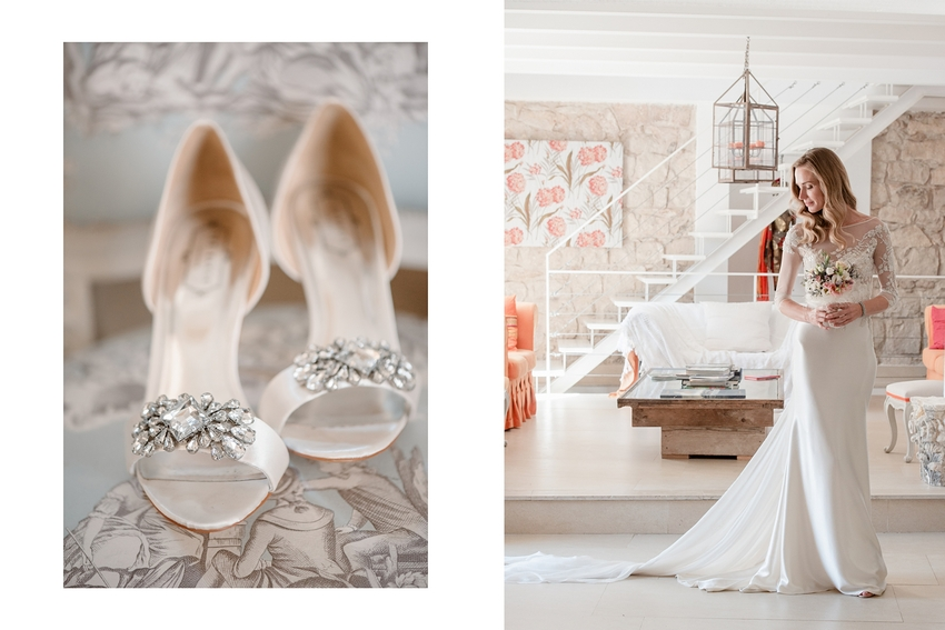 Johnny and Antonia// Intimate Wedding Sicily