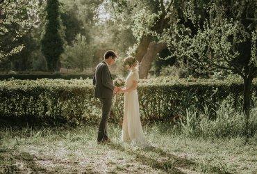 Julia & Julien// Botanic Wedding in Sicily