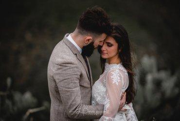 Intimate elopement in Castello Camemi