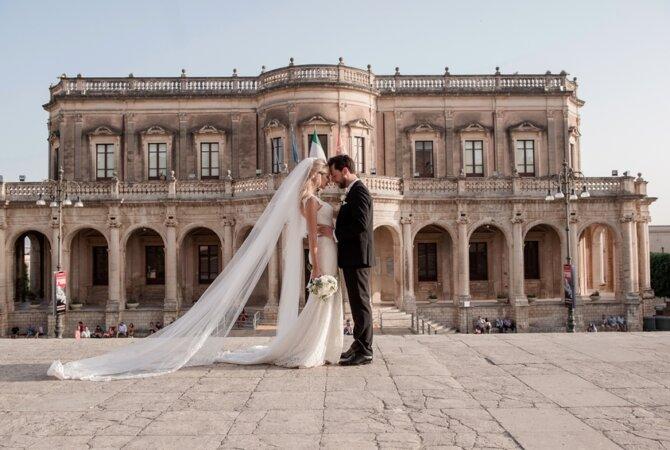 Michelangelo and Annemarie- Irish Wedding in Val di Noto