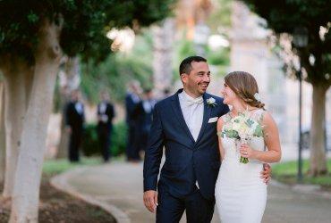 Jessica and David – destination wedding Sicily