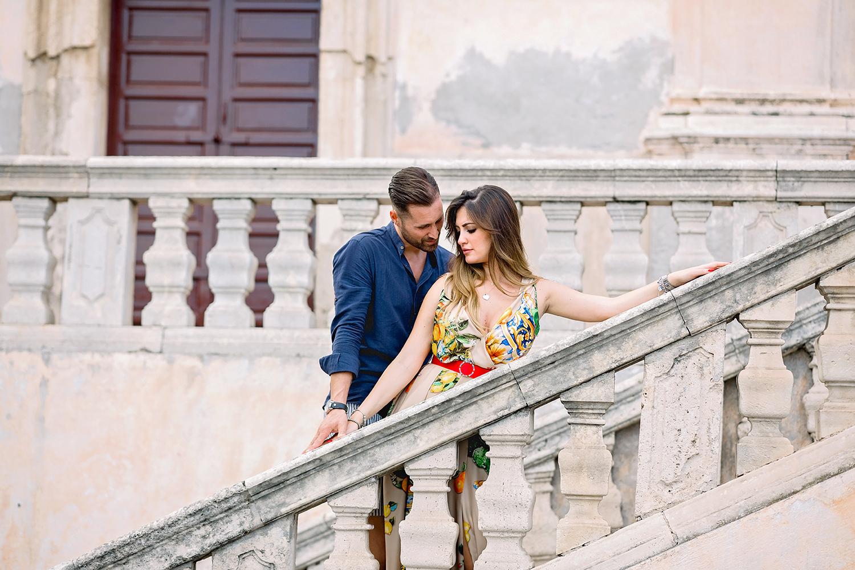 Engagement Taormina – Luca e Ginevra
