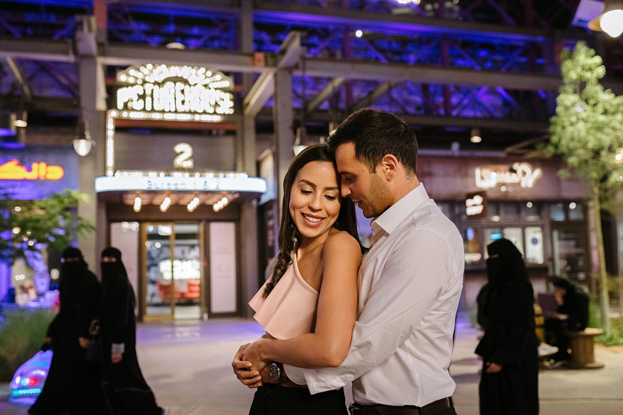 Eugenio and Victoria-Dubai couple session