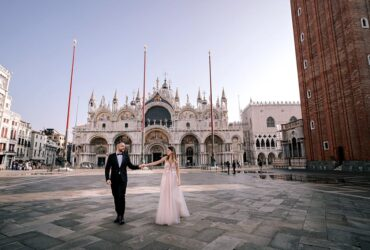 Venice luxury elopement
