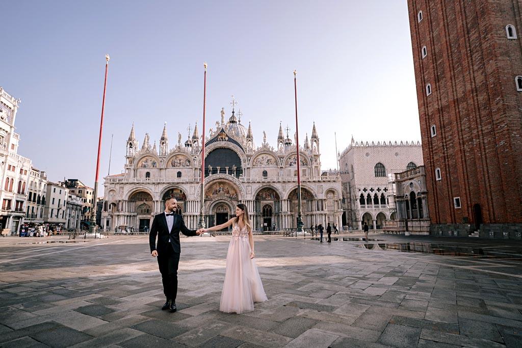 Venice luxury elopement