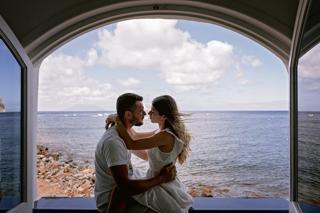 Eolian Adventure session || Alexia + Stefano || Chapter I