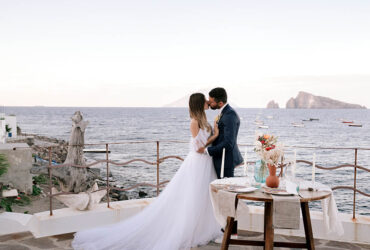 Panarea Elopement during Covid-19